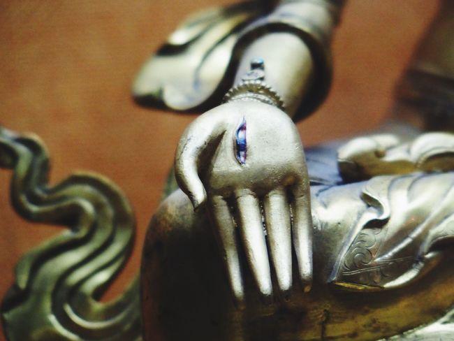 Gods are watching Chinese Culture Lama Temple Detail Macro Focus Buddhism Buddhist Art Eye Hand God Goddess