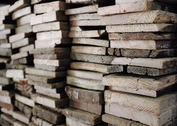 Abundance Arrangement Backgrounds Brick Wall Business Close-up Design Detail Full Frame Geometry House Large Group Of Objects Lumberyard No People Old Wood Order Part Of Pattern Pile Of Wood Reclaimed Wood Repetition Roof Variation Wood Wood - Material