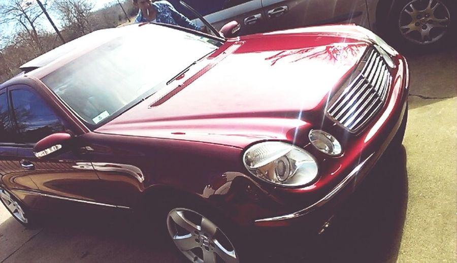 my new car <3