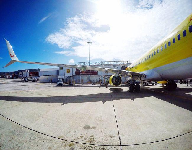 Jamaica Montego Bay Jamaica Enjoying Life Last-minute Flight Sangster International Airport 2016