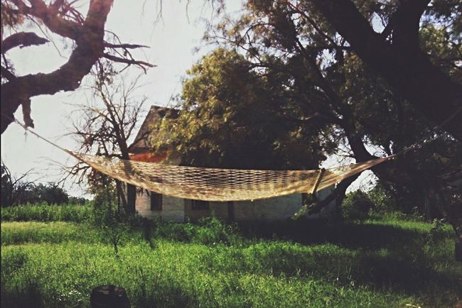 Hammock Old House Iphone6