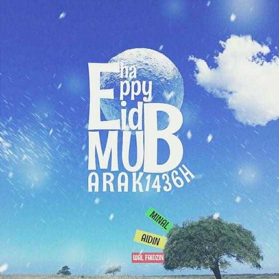 selamat hari raya idul fitri, mohon maaf lahir dan bathin,,,,,bergembiralah :) Happyness Iedmubarak