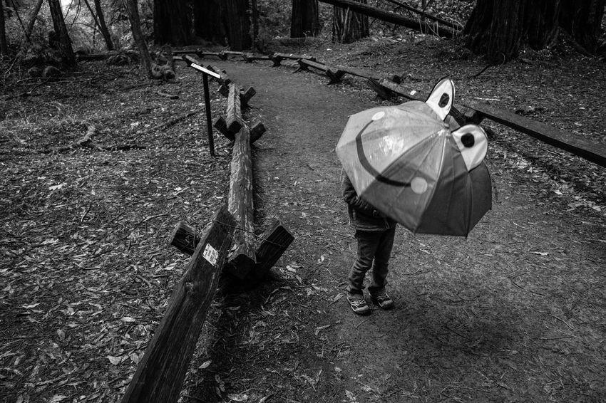Guerneville, CA. 2016. FujifilmX_US Monochrome Kids Being Kids Guerneville Anderson Redwoods