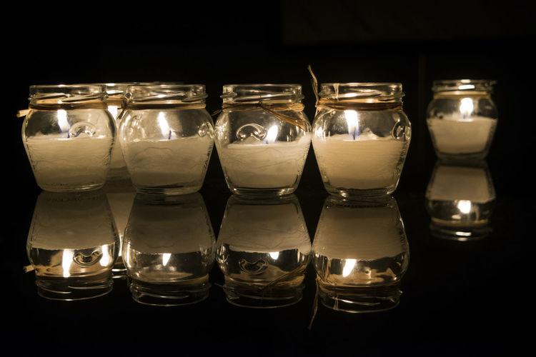 I love candles,