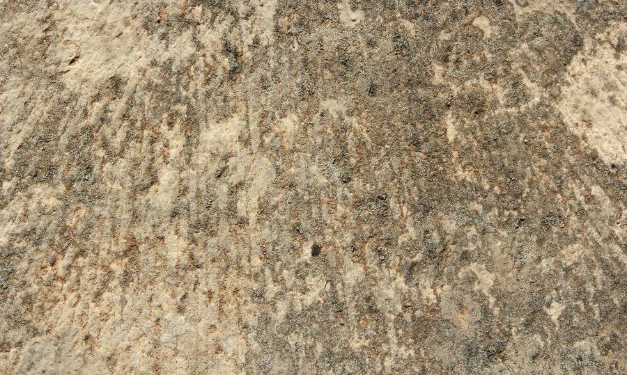 Close-up Millstone Rough Texture Textured