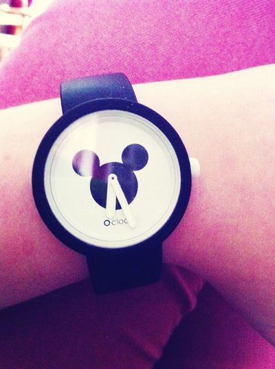 It´s Mickey time !