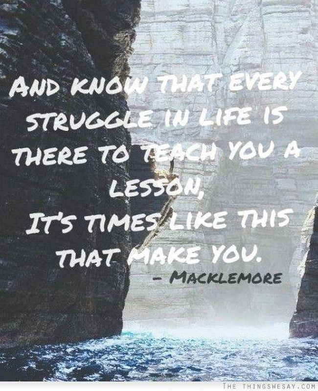 :)) Macklemore Quotes Life Quoteoftheday