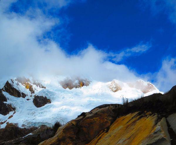 Peru Traveling Peru Travel Huaraz-Perú Zameos Sky Mountain