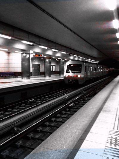 Metro Taking Photos Street Photography Train