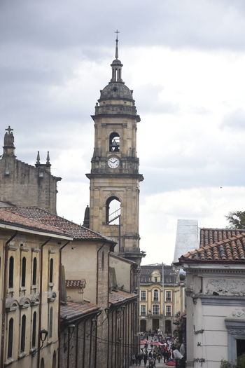 Church in Colombia. Colombia Bogota. Church Churches LatinAmerica