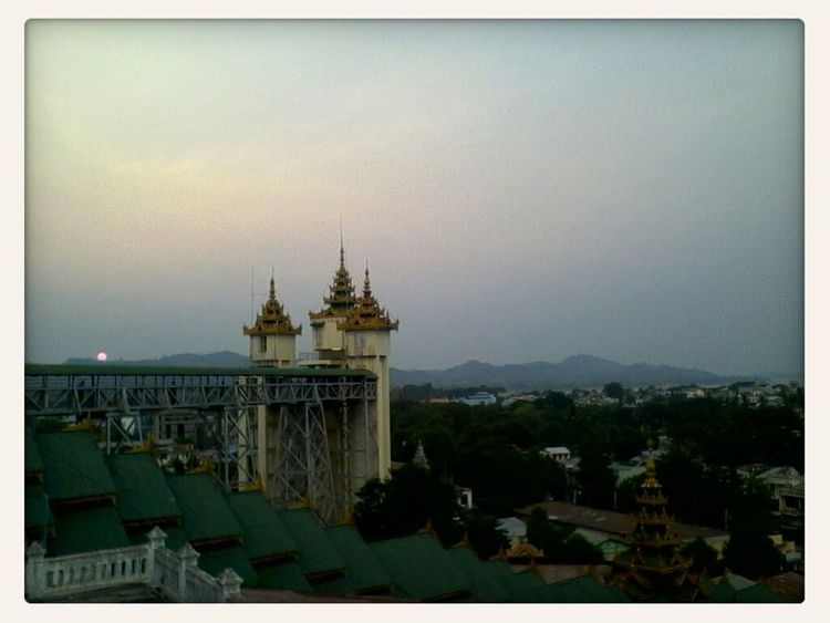Pyay in Myanmar
