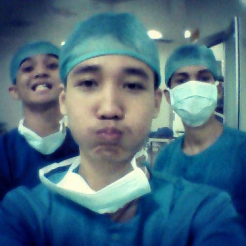 Selfie sebelum Operasi pasien IBS Kompre 4