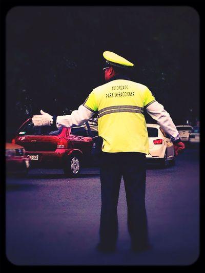Tamarindo Policia De Crucero Policeman Ciudad De México