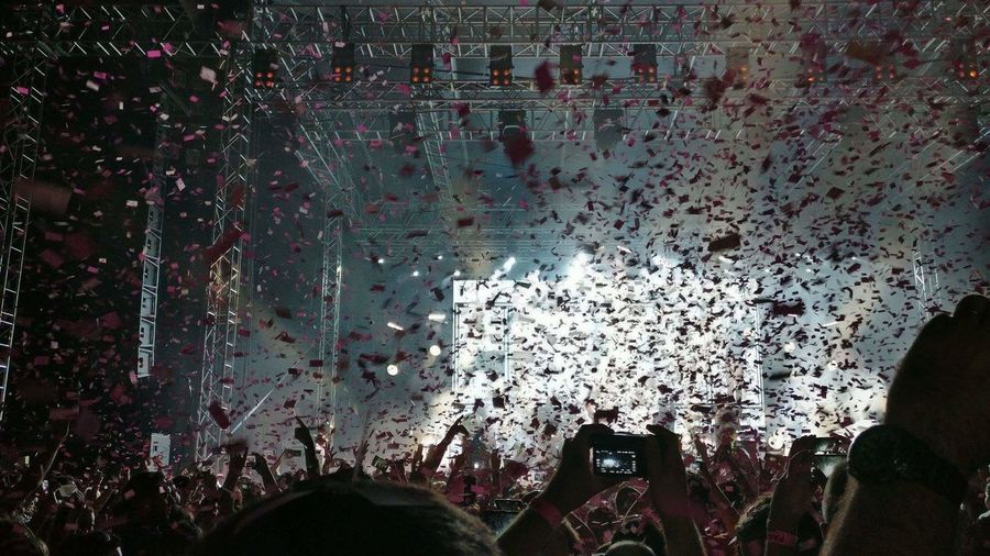 Arts Culture And Entertainment Event Large Group Of People Crowd Night Nightlife Celebration Music Fun Lifestyles Youth Culture Leisure Activity Indoors  Enjoyment People Illuminated Popular Music Concert Performance Men Excitement Duran Duran Zagreb