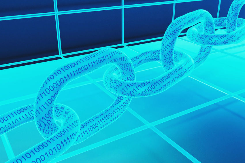 blockchain concept in supply chain rendering 3D Blockchain Blockchain Concept Blockchain Technology Blue Chain Close-up Design Flooring High Angle View Indoors  Nature No People Pattern Rendering Representation Rope Sea Strength Swimming Swimming Pool Turquoise Colored Underwater Water