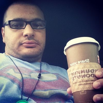 Where will I be without my morning latte Dunkindonuts Latte Frenchvanilla Xtrasugar