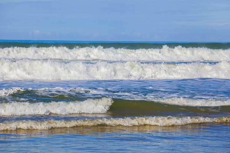 Some waves at