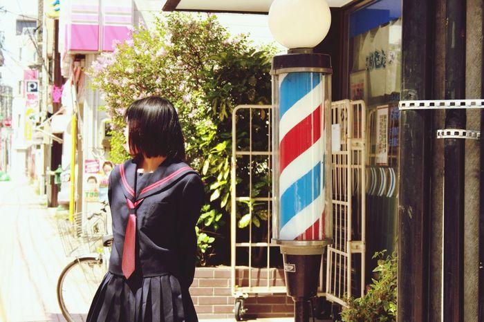 Sailor セーラー服 Portrait Peoplephotography Model Girl Japanese  Japan