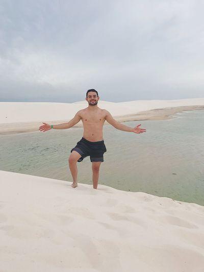 Paraíso em Dunas! Lagoabonita Dunas Lençóis Vacations Trip First Eyeem Photo