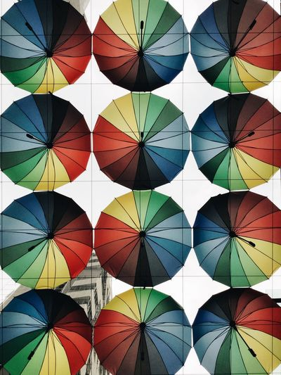 Pattern Multi Colored Backgrounds Full Frame Abstract Seamless Pattern No People Outdoors Futuristic Day Close-up Fanned Out Leisure Activity Futuristic Innovation Building Exterior Modern Built Structure Architecture The Street Photographer - 2017 EyeEm Awards