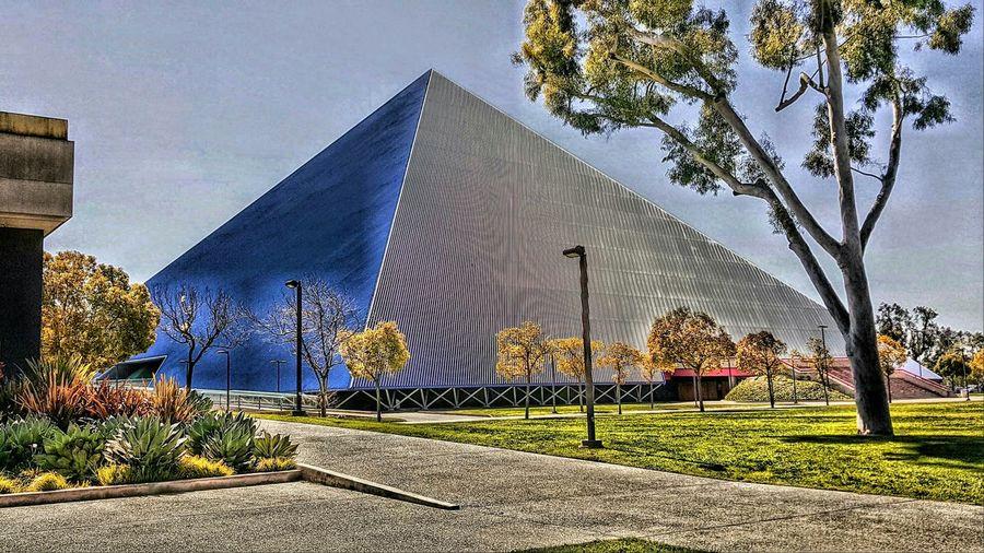 Pyramid on Campus