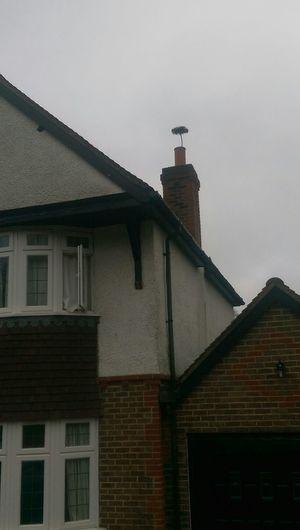 Check the chimney, we just had it swept! Chimney ChimneySweep
