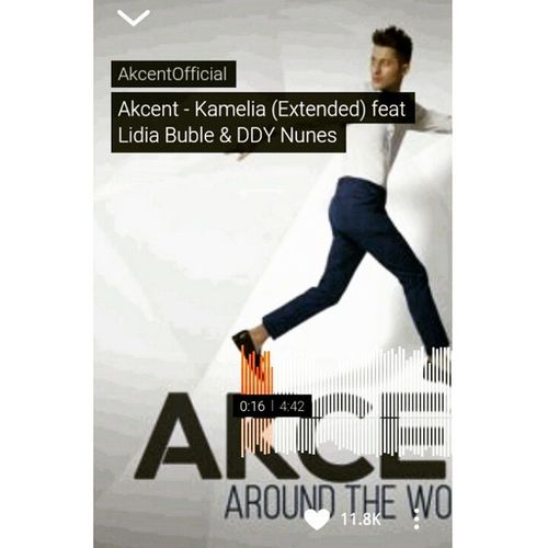 @akcentofficial Kamelia Lovethesong Awesomesong SongLover Musiclovers