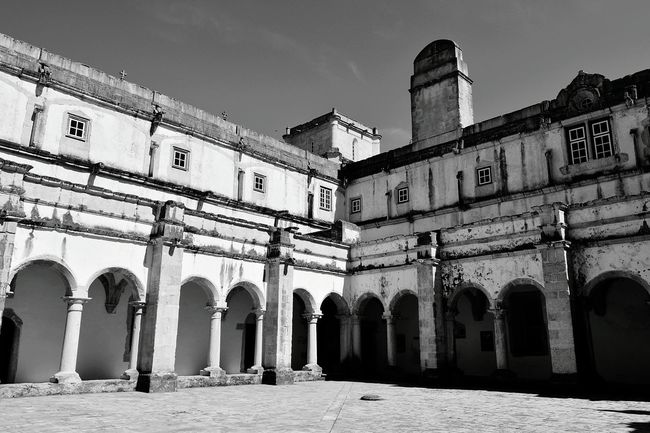 Convento de Cristo Tomar Portugal Convento de Cristo Black & White black and white Portugal monochrome _ collect Architectural Detail Old Architecture Architecture_collection Architecture_bw Convento De Cristo Black & White Black And White Portugal Monochrome _ Collection Monochrome Old Tourist Attraction  Historical Monuments Historical Building Day EyeEm Selects City History Arch Architecture Sky Building Exterior Built Structure Historic The Past Entryway Historic Building Ancient
