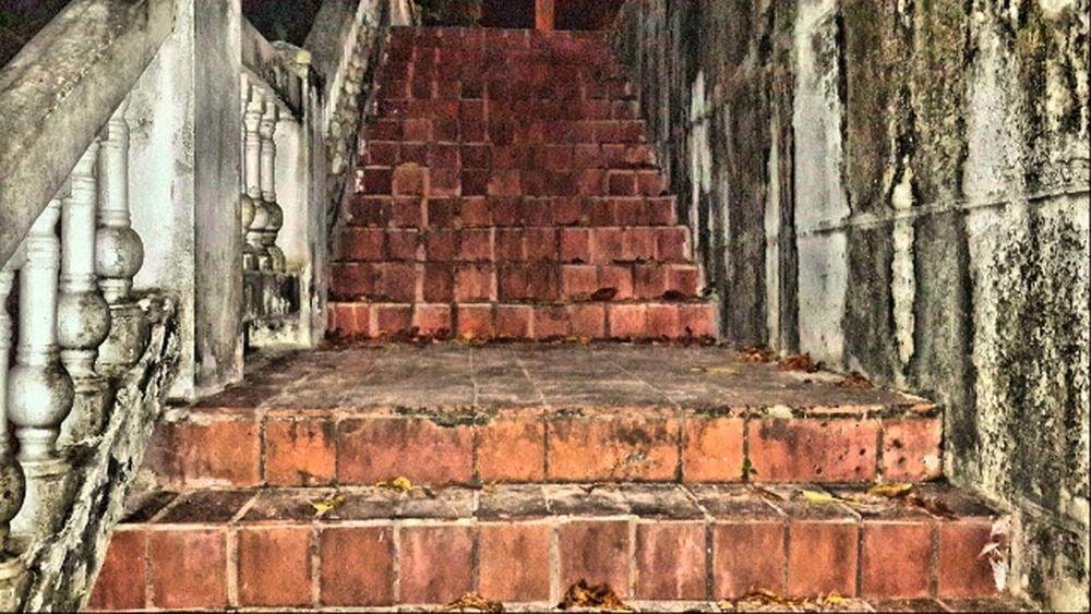 Treppen Stairs Escaleras Escaleras Hacia El Mar Treppe Nach Meer Plaza Cerca Teatro Nacional
