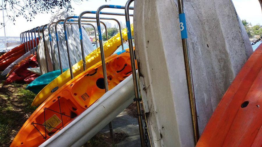 Kyak Kayak Kayak Storage Kayak Stand Kayaking Nautical Vessel Close-up
