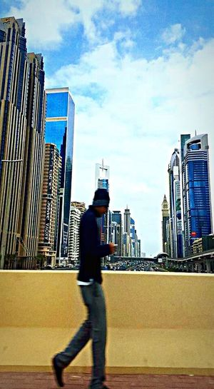 Manonthestreet Dubailand