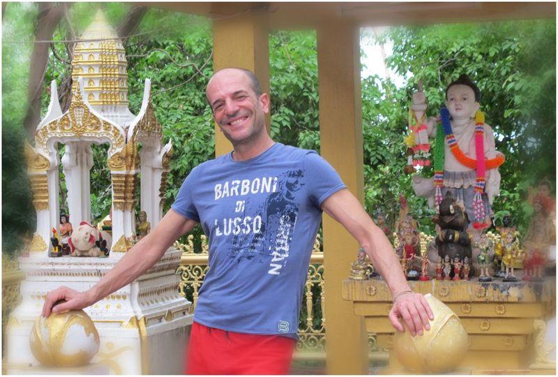 Victor Noc Art 🎱 VictorNocArt VittNoc VicNoc Vittorio Nocente Artfoto La Collina Del Budda Pattaya City Art 👉 Photo %
