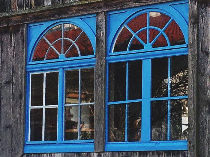 EyeEmNewHere Blue Window Built Structure Architecture Day EyeEm Masterclass EyeEm Best Shots