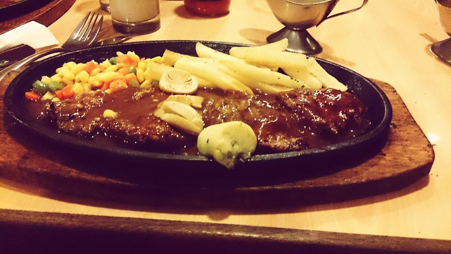 Sirloin Dinner Steak
