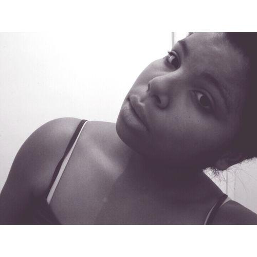 Blackandwhite Selfie ✌ Paris