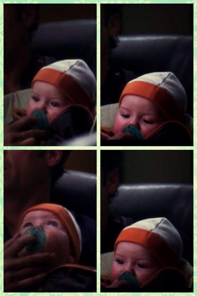 Awww little bailey I can't resist ur cuteness!! U little cute pieeee Grey's Anatomy Cute Baby wanna see u moreeee ??