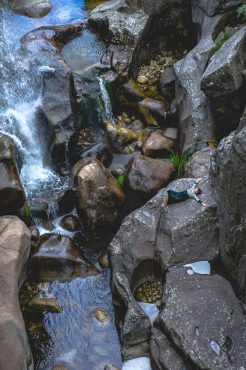 Cascade Mountains Connected By Travel Freedom Lost In The Landscape Love Travel Photography Beauty In Nature Close-up Day Moss Nature Nature_collection No People Outdoors River Rock - Object Scenics Water Waterfall Zen