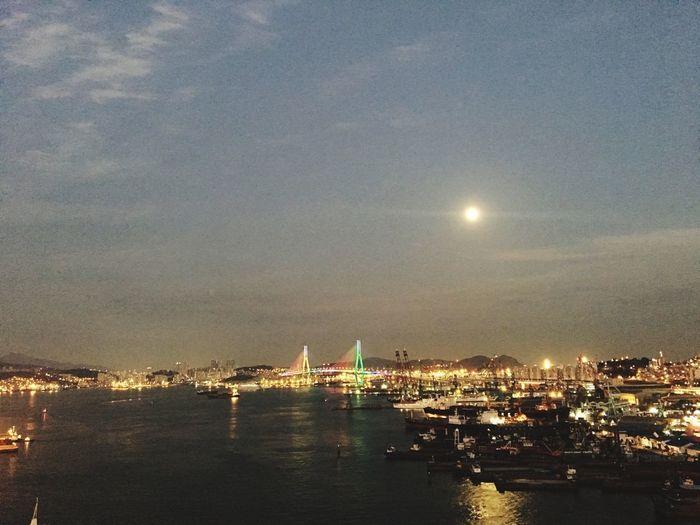 Night City Sea