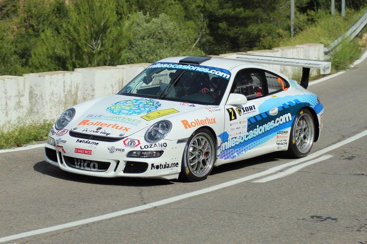 Porsche Road