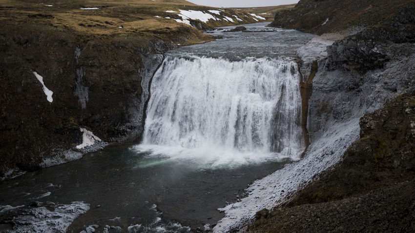 Beauty In Nature Day Game Of Thrones Motion Nature No People Outdoors Scenics Thorufoss Water Waterfall Þórufoss