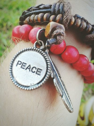 Picoftheday Carnival Peace Peace And Love ✌❤ Gallery EyeEm Best Shots Peaceful Peacefully Showcase: February Bracelet Loveit That's Me! Peace ✌