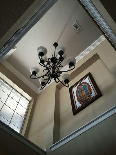 Seiling Light Angles Faith Soft Colors  Interior Design Lamp