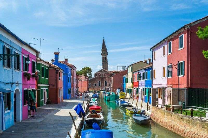Burano, Venice Venice, Italy Venezia Island Island View  Trip Trip Photo Architecture Color Colors Houses Nikonphotography Nikon NikonD3100