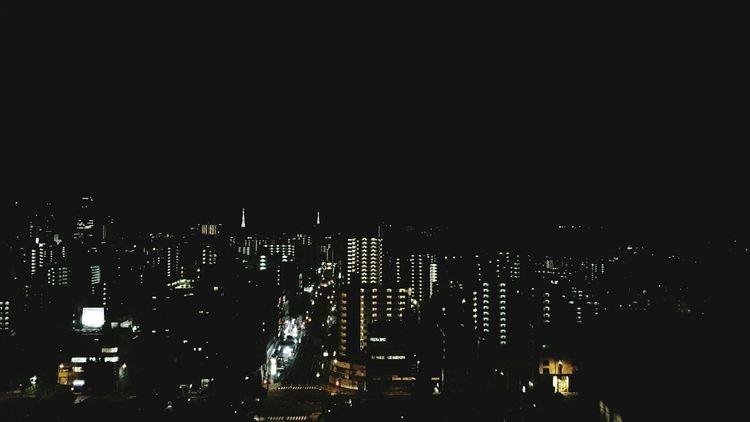 おやすみなさいGoodnight Night View 夜景 Zzz