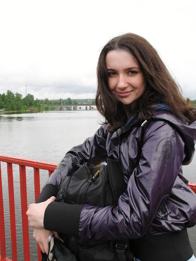 Women Bridge River Bag Adventure Tourism