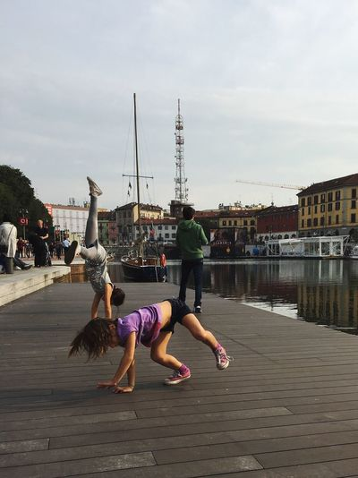 Capture The Moment Fresh Air Kids Playing Having Fun First Eyeem Photo