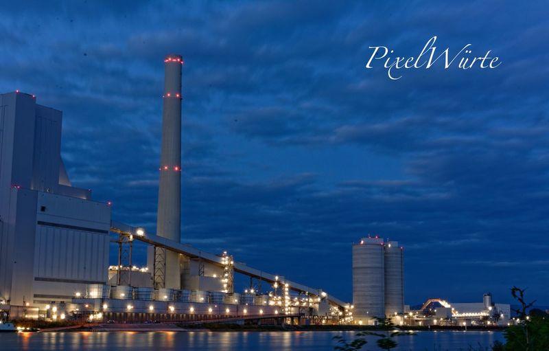Gkm Großkraftwerk Mannheim Altrip LZB