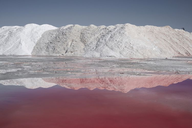 Colors Pink Salt South Africa Water Scenics - Nature Sky Beauty In Nature Mountain Nature Tranquil Scene Day Idyllic No People Salt - Mineral Salt Flat Outdoors The Week On EyeEm Editor's Picks