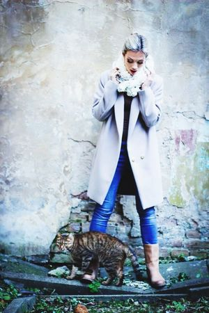 cat & fashion Cat Fashion Cool Weather