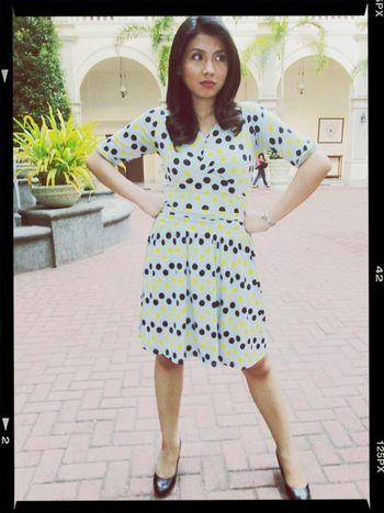 I am a superwoman >:) Asian  Beauty La Salle Fashion